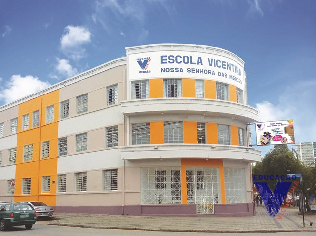 Rede Vicentina De Educação Escola Vicentina Nossa Senhora